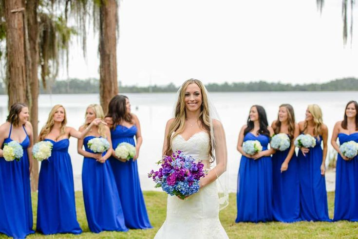 189 best Purple and Blue Wedding Colors images on Pinterest