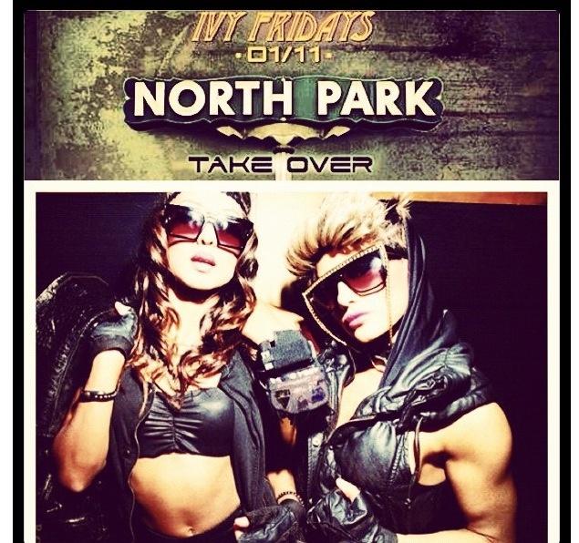 Takeover Fridays!! Every Friday at Ivy Nightclub