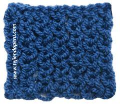 Tutorial: técnica básica para tejer en telar rectangular! También algunos puntos!