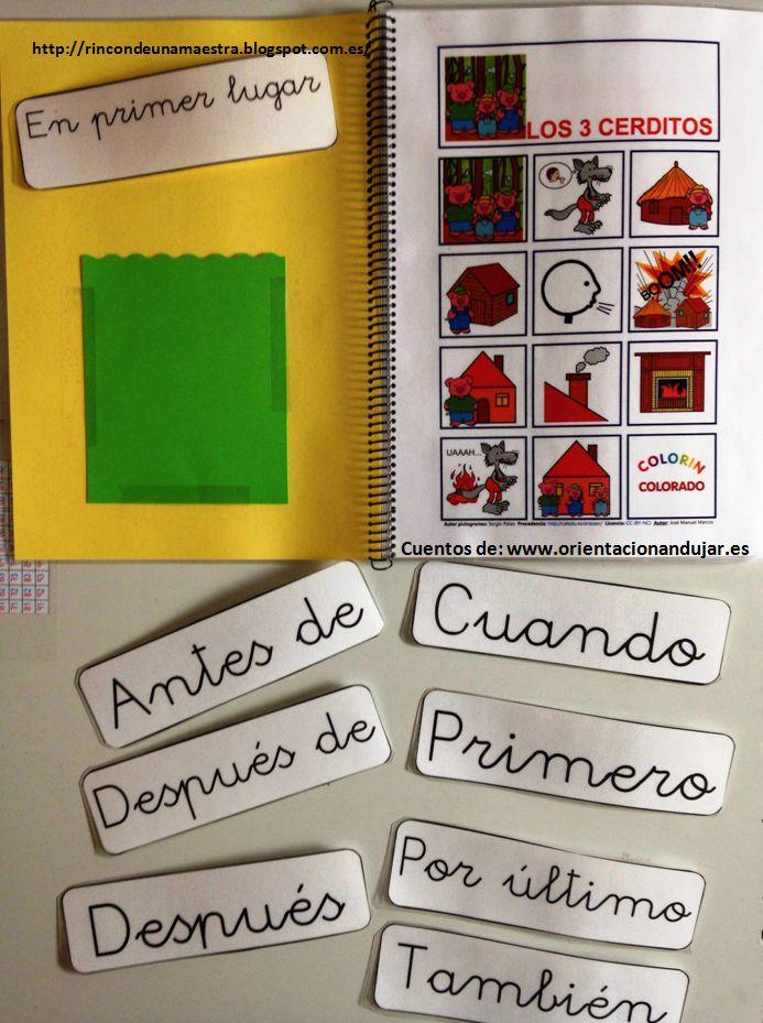 Rincón de una maestra: La expresión oral a través de los cuentos