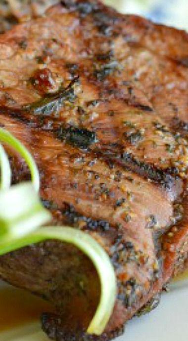 Perfect Steak Marinade