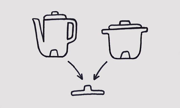 [ BIOS Monthly ] 小公寓好物,電熱壺鍋具茶具一次滿足
