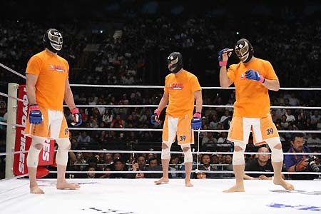 The Gracie Hunter  Sakuraba