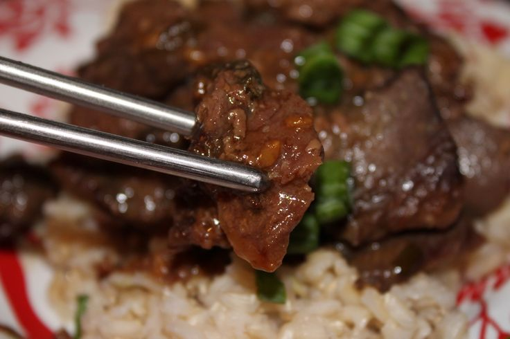 crock pot bulgogi (Korean beef)