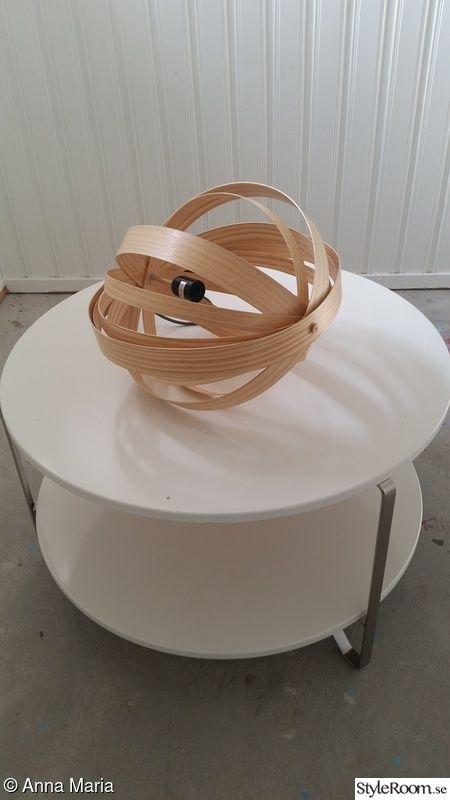 Nu har jag fått en snickar verkstad så nu ska här tillverkas möbler. Började med att göra om eTT gammalt bord.