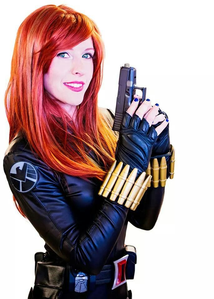 Black Widow Halloween Costume Avengers