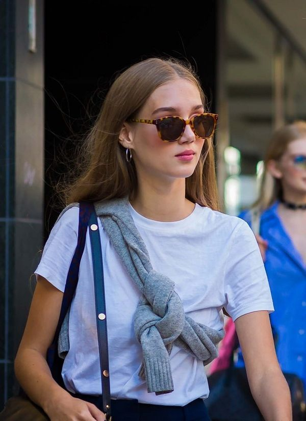 e33b7ef8693 Photographed by Style Du Monde at Copenhagen Fashion Week.  Ray  Bans (Ray  Bans)
