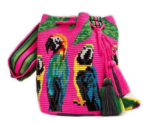 Guacamaya Tropical Bag
