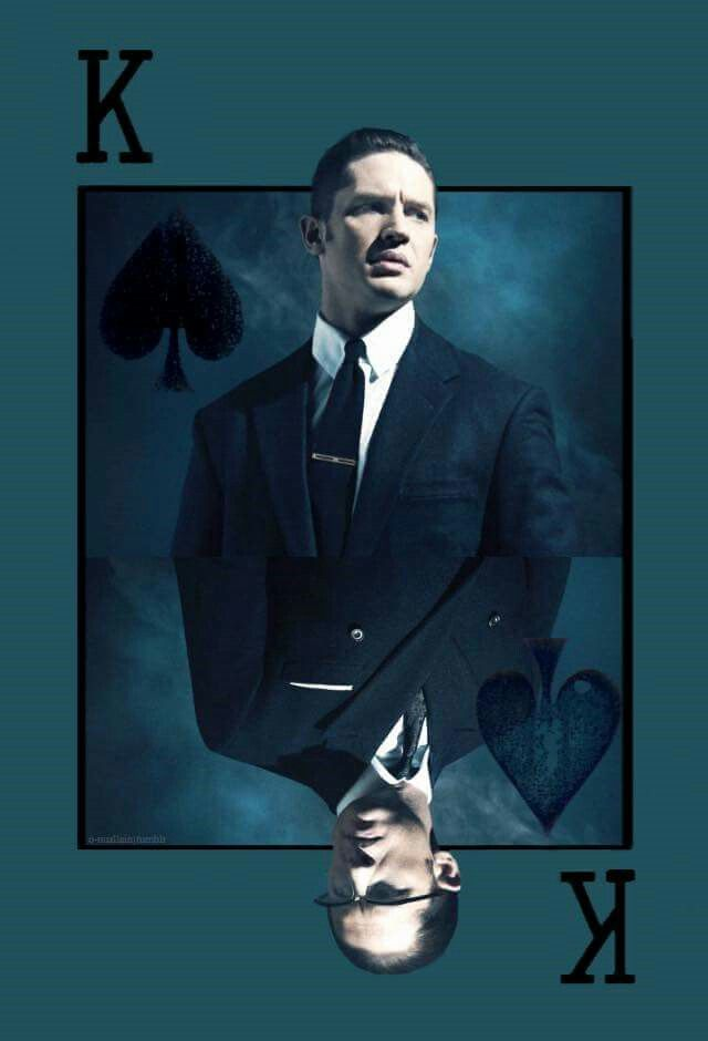 Should be the King of Hearts / Tom Hardy