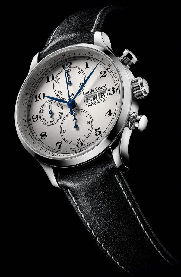 Louis Erard 1931 Collection Swiss Automatic Limited Edition Men's Watch 78225AA01.BVA02 top men watches Louis Erard