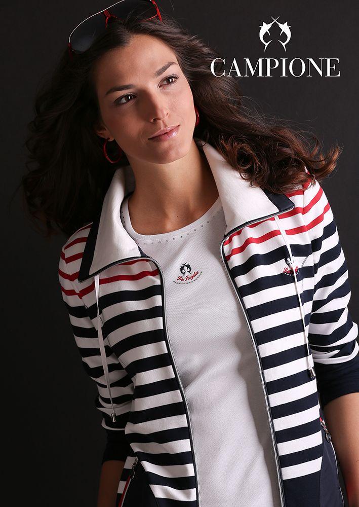 Die italienische #Damenmode von LISA #CAMPIONE überzeugt durch eine unverwechselbare Handschrift und Stil.