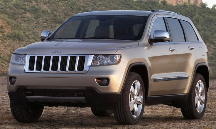 family - jeep grand cherokee 2011