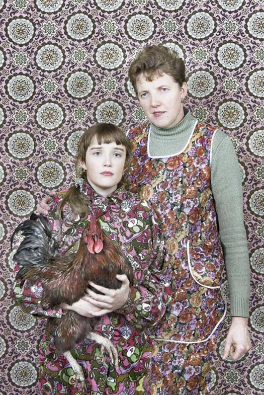 Fashion Fails from Mon , Daughter & Chicken - Awkward Weird Worst Stupid Funny Bad Family Photos