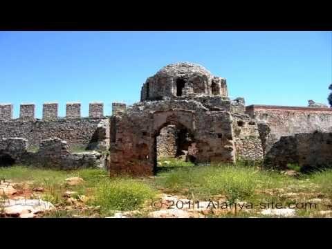 Прогулка вокруг Крепости Алании...