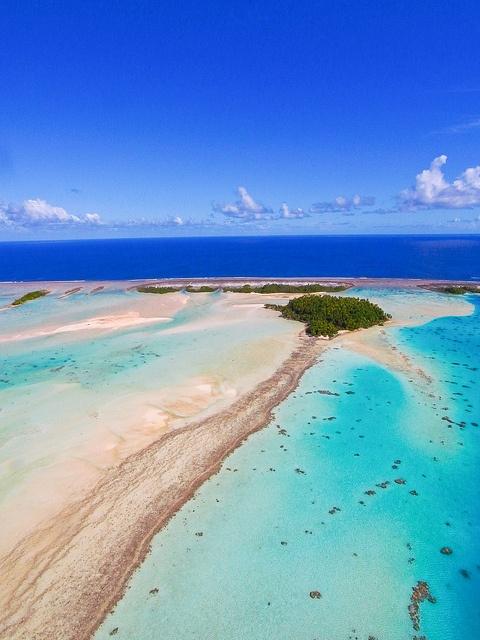 ❖ Blue Lagoon, Rangiroa