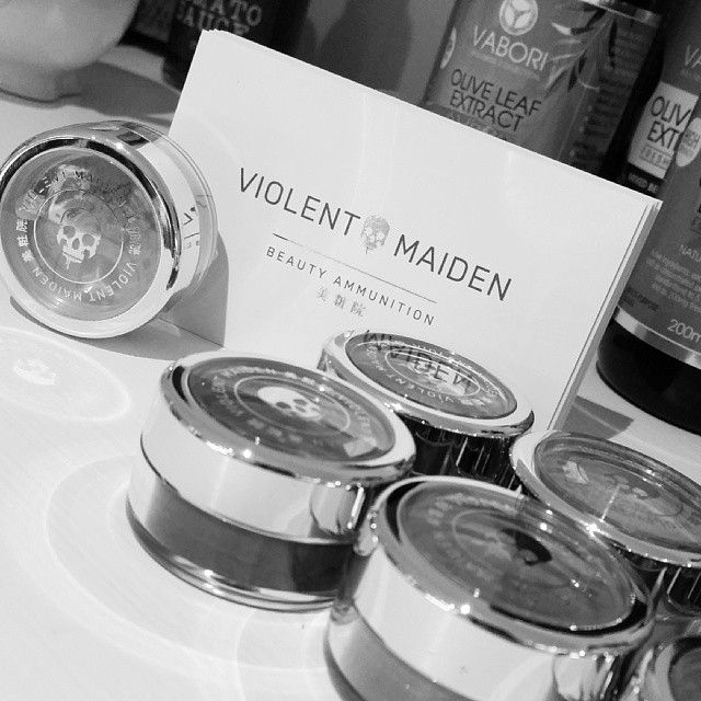 Violent Maiden   Vegan cosmetics