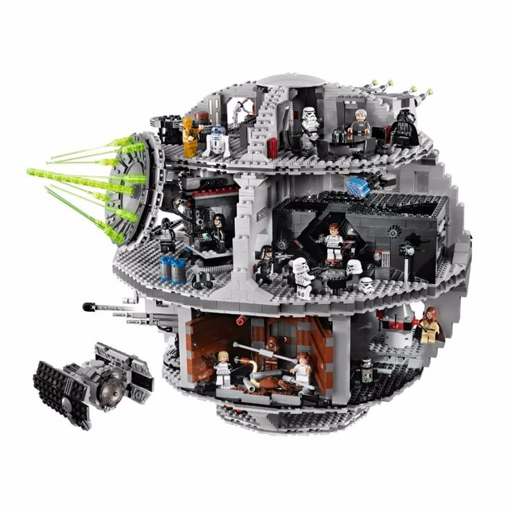 FREE Shipping Worldwide!    Get it here ---> https://awesomestuff.eu/product/star-wars-death-star-i-classic/