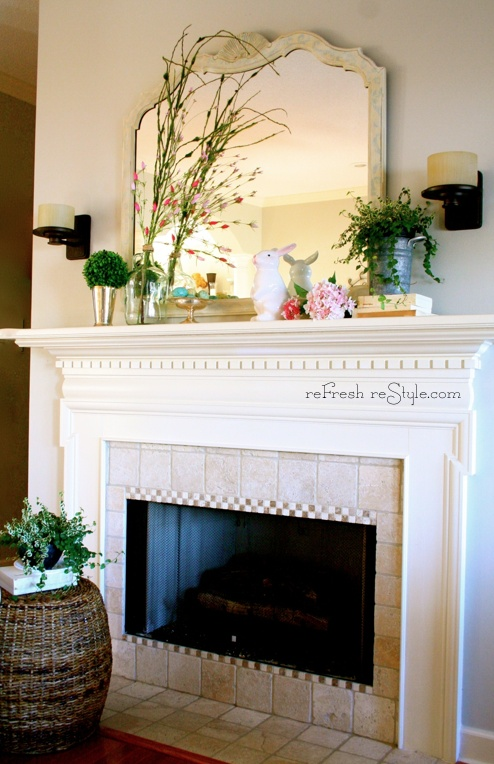 301 best fireplace decorideas images on Pinterest Fireplace