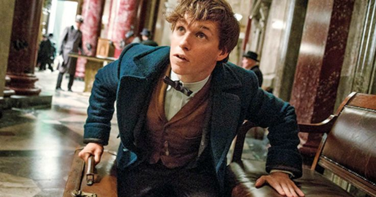 'Harry Potter' Creator Reveals American Word for Muggle -- J.K. Rowling has invented a number of new wizarding words for the 'Harry Potter' prequel 'Fantastic Beasts'. -- http://movieweb.com/harry-potter-fantastic-beasts-muggle-american-word/