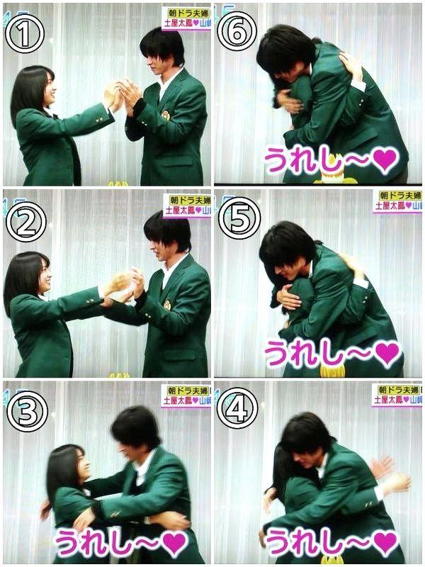 """Thank you !!!"" [Clip from ""Mezamashi TV""] http://www.youtube.com/watch?v=wNFel7zkrVY [Clip from ""Zip""] http://www.youtube.com/watch?v=PUXfTbyHJak [clip from ""twitter""] https://twitter.com/supreme_kento/status/651915876459900928 Kento Yamazaki x Tao Tsuchiya, finished filming movie ""orange"" n acting together for 1 yrs (""Mare"" n ""orange""), Oct/07/15. J LA movie ""orange"", Release: 12/12/'15"