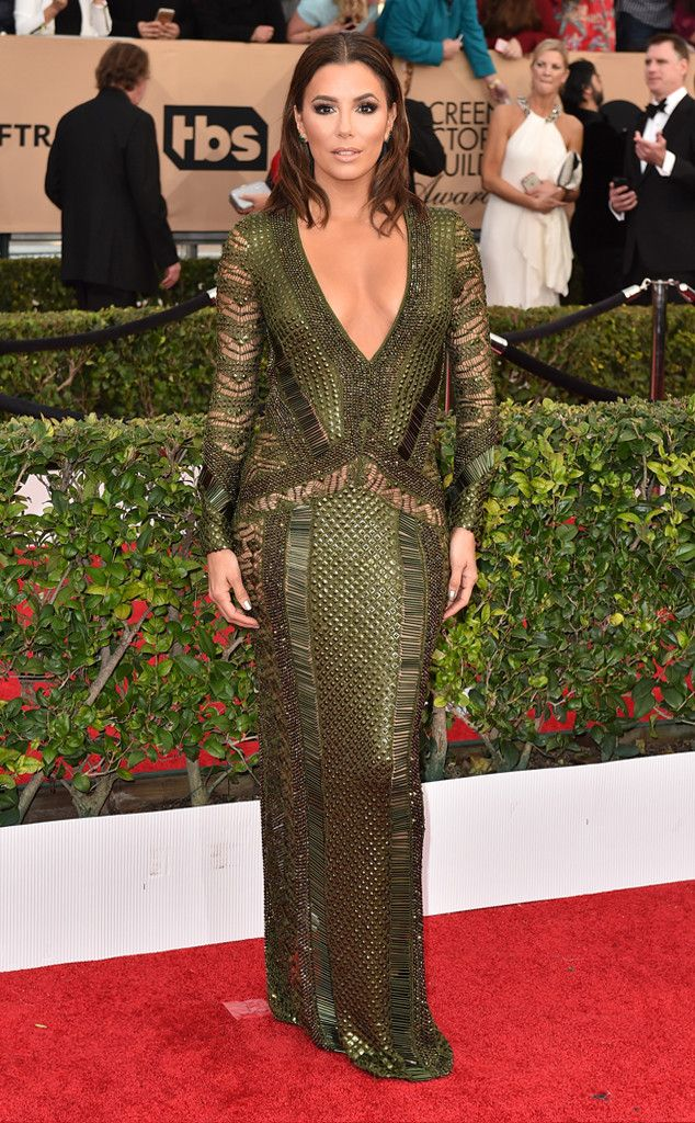 Red carpet #fashion review: The best dresses seen at the 2016 SAG awards   The Luxe Lookbook