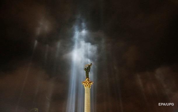 Расстрел Майдана