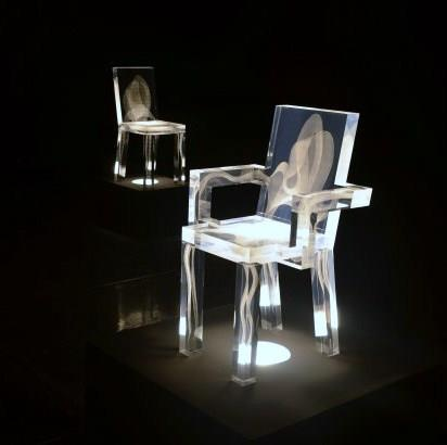 Ghost Chair By Studio Drift Nice Ideas