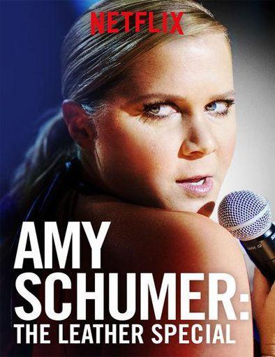 Amy Schumer se despacha sobre las citas, el sexo y lo absurdo de la fama en este explícito monólogo grabado en el Bellco Theater de Denver