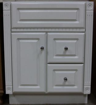 Classic White Rta Bath Vanity Unit 30 Quot H Vu2421d 30