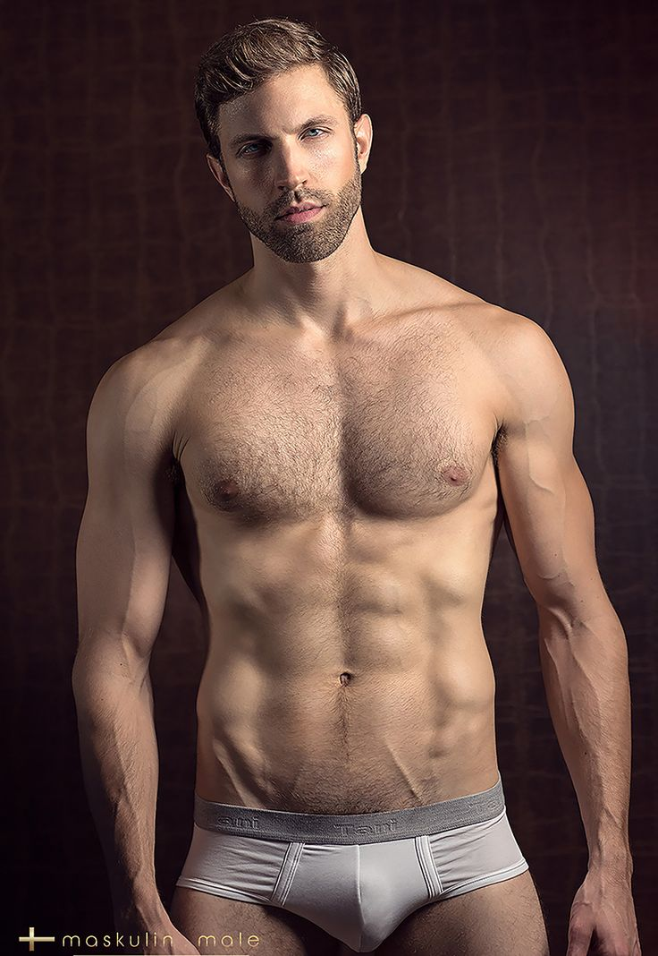 Straight Naked Male Models