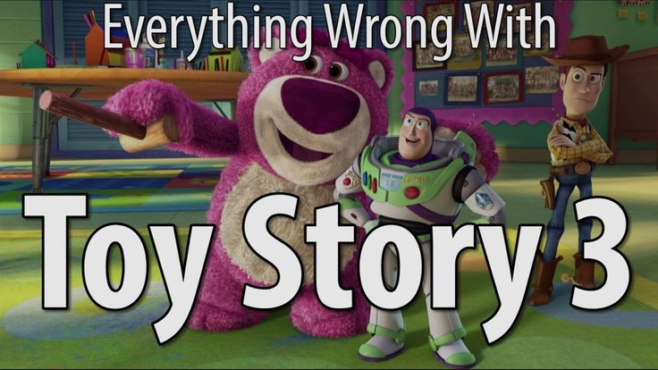 Everything Wrong With Toy Story 3 In 14 Minutes Or Less - YouTube