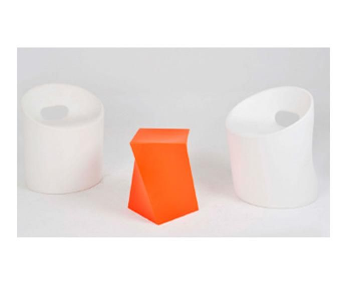 Bop | UCI Stool.  Recycled polyethylene. Suitable for indoor or outdoor use. Variety of colour options. uci.com.au