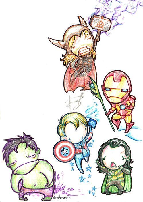 55 best Marvel Art work images on Pinterest | Superhero ...  55 best Marvel ...