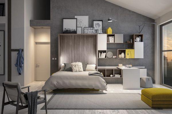 Arredo Design Camera Da Letto.Pin Su Zona Bedroom