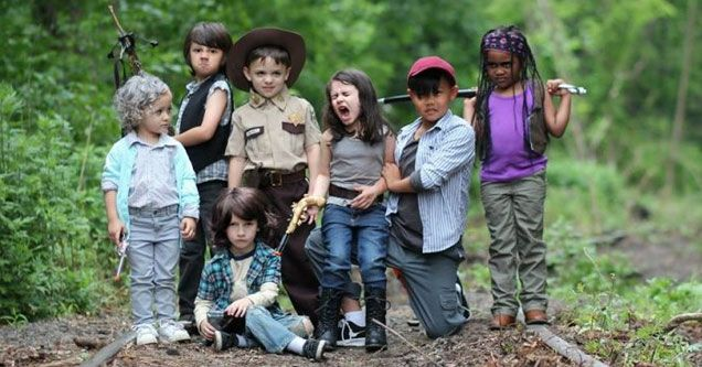 Walking Dead Photo-shoot Stirs Up Controversy