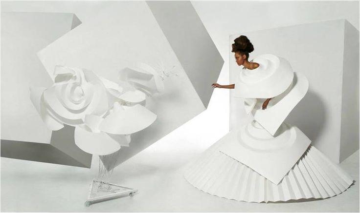 Origami por Diana Gamboa