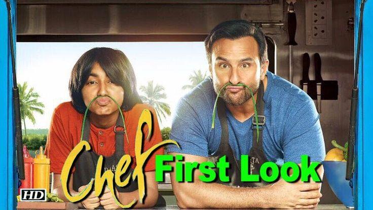 Saif Ali Khan as Chef | FIRST LOOK