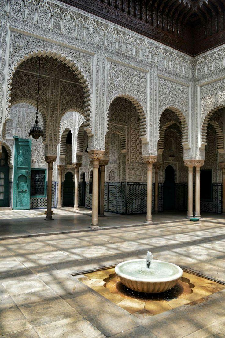 Islamic art from MOROCCO