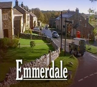 Emmerdale, have watched this since it first screened here in the 1980's. Love it.
