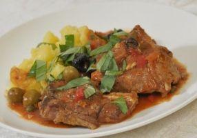 Sauté d'agneau provençal - Recettes - Cuisine française