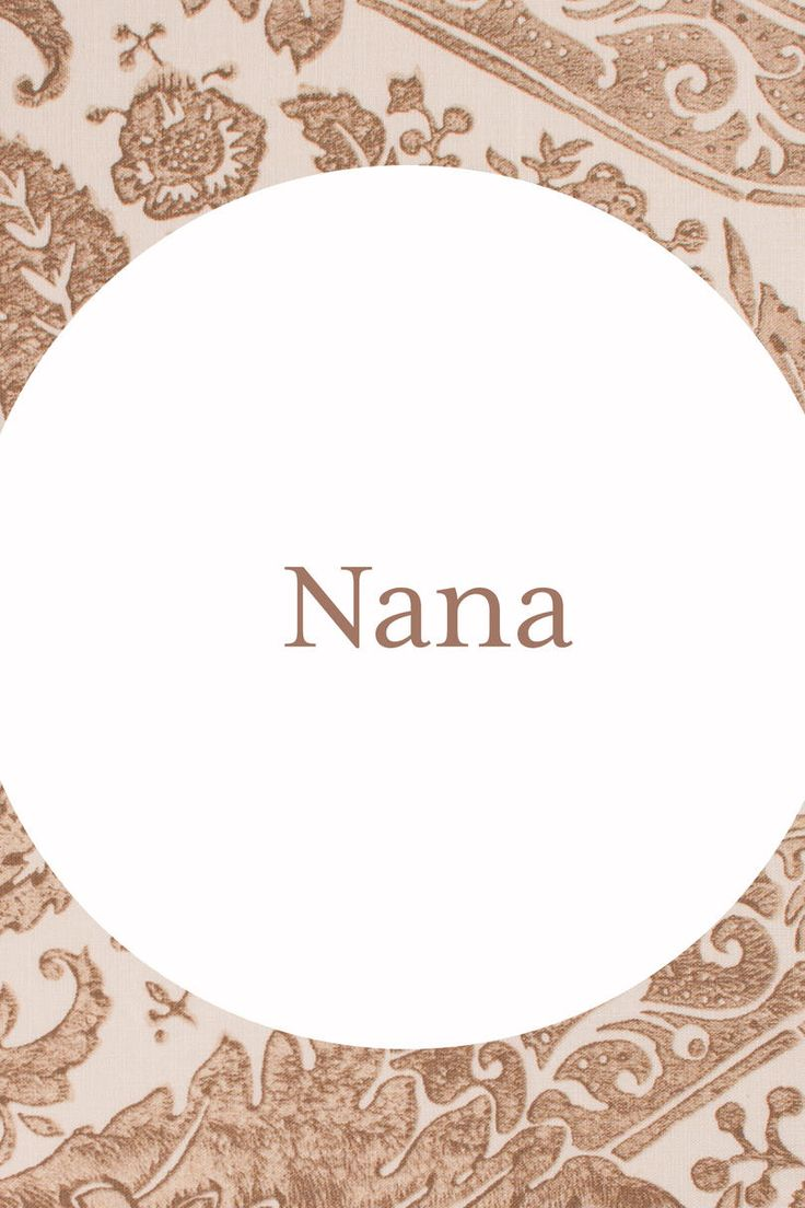 Nana | We've compiled our favorite nicknames for the family matriarch that are sure to inspire. Southern grandmothers are a national treasure. From their hilarious views on trendy food, to their tried-and-true traditions that warm us from the inside out, we can think of 1,0001 reasons why we're blessed to have these special women in our lives. If you were raised in the South, chances are there isn't a nickname for grandma that you haven't heard. If you have a favorite that we've missed, send…