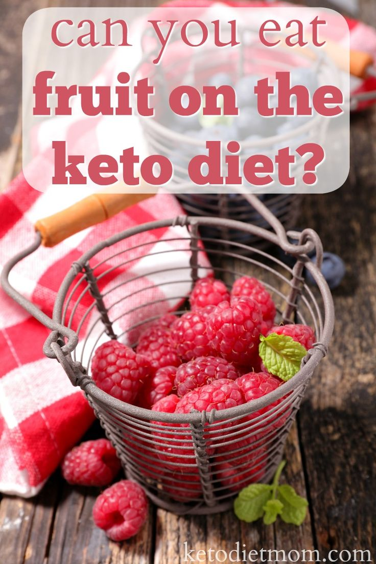 Can You Have Fruit On Keto?