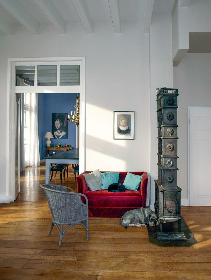 40 besten Wallpaper Bilder auf Pinterest - wohnzimmer creme rot