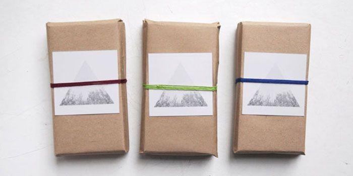 Typochocolate - The Dieline: The World's #1 Package Design Website -