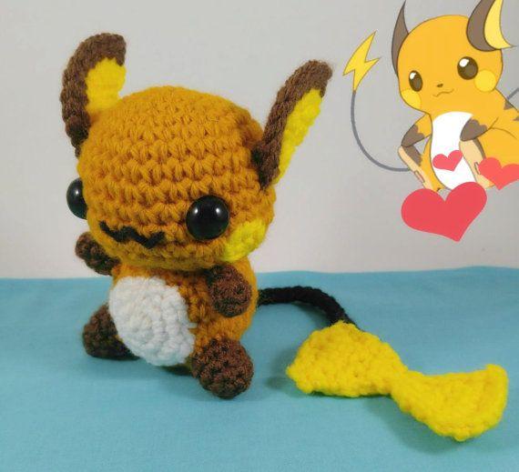 Chibi Pikachu Amigurumi : 25+ best ideas about Pikachu Evolution on Pinterest Best ...