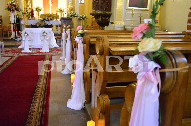 Dekoracje kościołów | Proarti