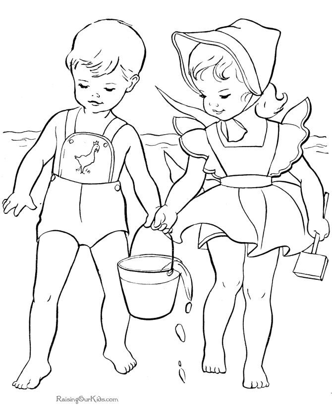 25 best ideas about Beach Coloring Pages on Pinterest  Summer