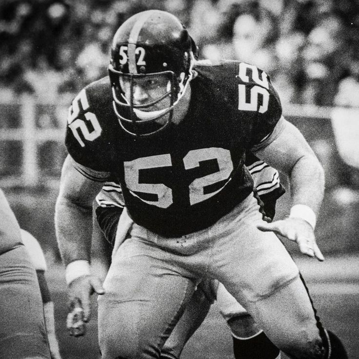 d17eba3d4e5 ... Pittsburgh Steelers Throwback Jerseys 68 Mike Webster The Top 100 NFLs  Greatest Players (2010) On this day in in C Mike Webster was born.