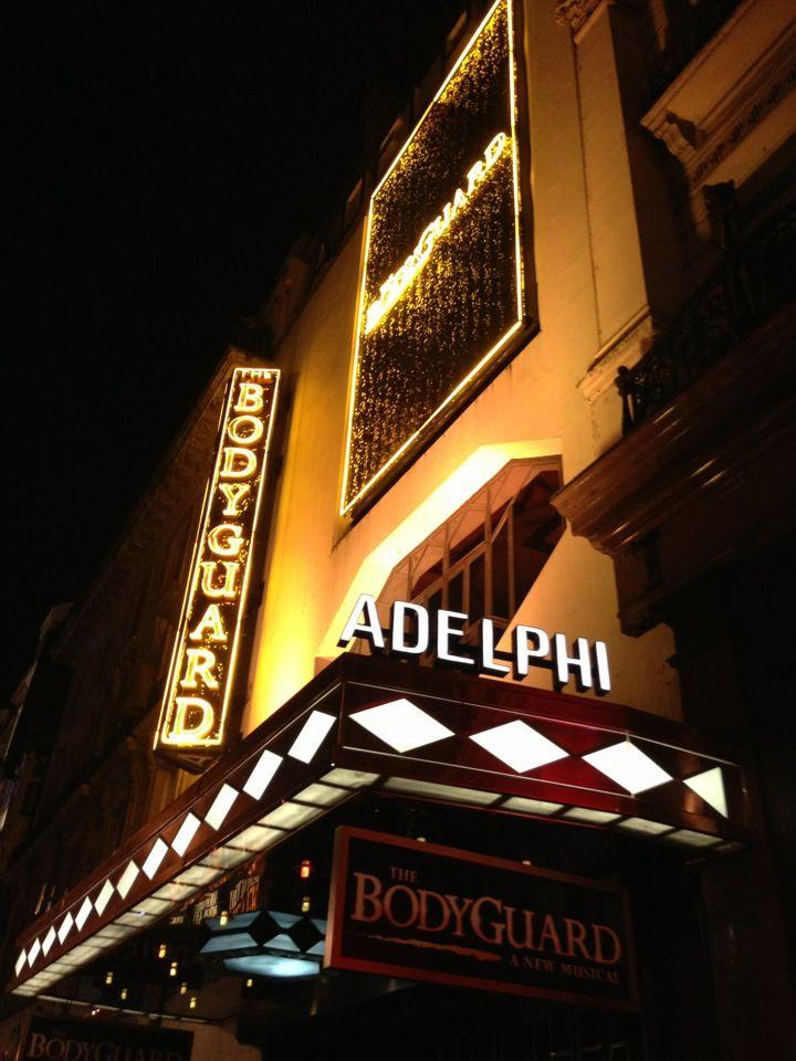 Adelphi Theatre in London, Greater London
