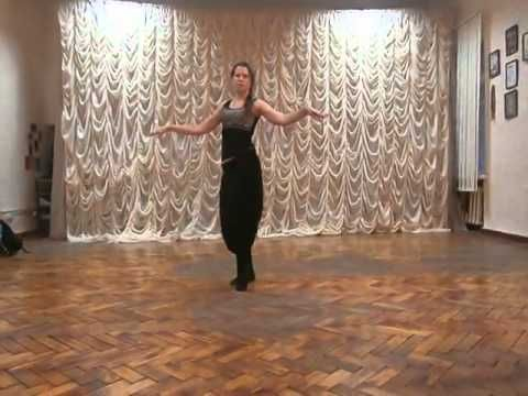 Tribal fusion contemporary workshop Fullmoon fest 2014, Kharkiv. Natalie...